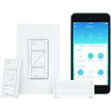 Deals List: Lutron Caseta Wireless Smart Lighting Dimmer Switch Starter Kit