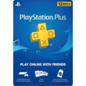 Deals List: Sony - PS Plus: 12-Month Membership - Digital