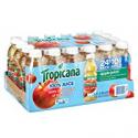 Deals List: Tropicana Apple Juice, 10 Ounce Pack of 24