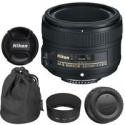 Deals List: Nikon 50mm f/1.8G AF-S NIKKOR Lens