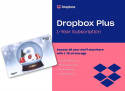 Deals List: Dropbox Plus (1 TB of Storage for 1 Year) with $50 Amazon Gift Card