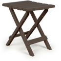Deals List: Camco 51882 Brown Regular Quick Folding Adirondack Side Table