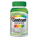 Deals List: Centrum Silver Adult (220 Count) Multivitamin / Multimineral Supplement Tablet, Vitamin D3, Age 50+