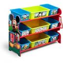 Deals List: Delta Children 9 Bin Plastic Organizer, Disney Mickey Mouse