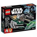 Deals List: LEGO Star Wars Yodas Jedi Starfighter 75168 (262 Pieces)