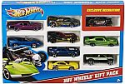 Deals List: Hot Wheels 9-Car Gift Pack (Styles May Vary)