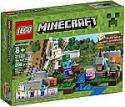 Deals List: LEGO 21123 Minecraft The Iron Golem