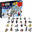 Deals List: LEGO 6213564 Star Wars Advent Christmas Countdown Calendar 75213 New 2018 Edition, Minifigures, Small Building Toys (307 Pieces), Multicolor