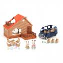 Deals List: Calico Critters Lakeside Lodge Gift Set