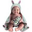 Deals List: JC Toys La Newborn Bath Ready Real Girl 17-in Baby Doll