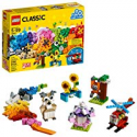 Deals List: LEGO Classic Bricks and Gears 10712 Building Kit (244 Pieces)