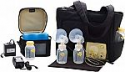 Deals List: Medela Pump in Style Advanced with On the Go Tote, Electric Breast Pump for Double Pumping, 2-Phase Expression Technology, Portable Battery Pack, Adjustable Speed and Vacuum, Sleek Microfiber Tote Bag