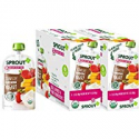 Deals List: 12-Pack Sprout Organic Baby Food Pouches Stage 2 Sprout Baby Food