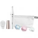 Deals List: Braun FaceSpa 851 Mini-Facial Epilator w/Brushes and Pouch