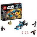 Deals List: LEGO Star Wars Bounty Hunter Speeder Bike Battle Pack 75167