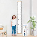 """Deals List: MIBOTE Baby Growth Chart Handing Ruler Wall Decor for Kids, Canvas Removable Height Growth Chart 79"""" x 7.9"""""""
