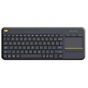 Deals List: Logitech K400 Plus Wireless Touch TV Keyboard with Easy Media Control and Built-in Touchpad