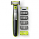 Deals List: Philips Norelco OneBlade Face + Body hybrid electric trimmer and shaver, QP2630/70