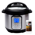 Deals List: Instant Pot Smart WiFi 6 Quart Electric Pressure Cooker