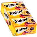 Deals List: Trident Passionberry Twist Sugar Free Gum - with Xylitol - 12 Packs (168 Pieces Total)