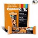 Deals List: KIND Nuts & Spices, Maple Glazed Pecan & Sea Salt, 12-Count Bars