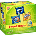Deals List: Nabisco Sweet Treats - Variety Pack Cookies, 30 Count Box, 23.4 Ounce