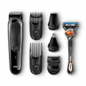 Deals List: Braun MGK3060 Men's Beard Trimmer for Hair / Head Trimming, Grooming Kit with 4 Combs & Gillette Fusion Razor, 13 Length Settings for Ultimate Precision