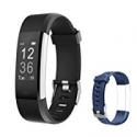 Deals List: Letsfit Fitness Tracker HR Heart Rate Monitor Tracker IP67