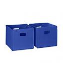 Deals List: RiverRidge 02-011 2-Piece Folding Storage Bin, Blue