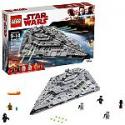 Deals List:  LEGO Star Wars TM First Order Star Destroyer 75190
