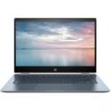 "Deals List: HP - 2-in-1 14"" Touch-Screen Chromebook - Intel Core i3 - 8GB Memory - 64GB eMMC Flash Memory - HP Finish In Ceramic White And Cloud Blue, 14-DA0011DX"