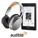 Deals List: Amazon 6-in Kindle Paperwhite 8GB w/Headphone +3-Mo Audible Trial