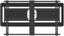 "Deals List: Sanus - Premium Series Full-Motion TV Wall Mount for Most 40"" - 84"" TVs - Black, BLF213-B1"