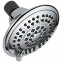 Deals List: Delta 5-Spray 5 in. Showerhead in Chrome with Pause