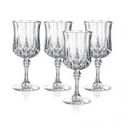 Deals List: Longchamp Cristal D'Arques Set of 4 Wine Glasses