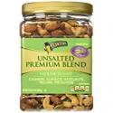Deals List: Planters Premium Blend Mixed Nuts, Unsalted, 34.5 Ounce Jar