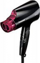 Deals List: Panasonic Compact Hair Dryer with nanoe Technology for Smoother, Shinier Hair, includes Quick-Dry Nozzle and Folding Handle for Travel, EH-NA27-K