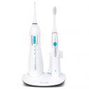 Deals List: ToiletTree Products Poseidon Oral Irrigator And Sonic Toothbrush Inductive Charging Combo Set