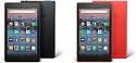 Deals List: All-New Fire HD 8 2-Pack, 16GB - Includes Special Offers (Black/Punch Red)