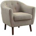 Deals List: A&I Fabric Tub Chair