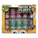 Deals List: Compound Kings Slime 10-Pack: Neon Fluffy Slime Or Sparkle Slime