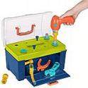 Deals List: Battat – Battat Busy Builder Tool Box – Durable Kids Tool Set – Pretend Play Construction Tool Kit for Kids 3 years+ (20-Pcs)