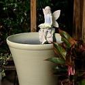Deals List: Gardenique Fawn Fairy 5.12-in Resin Planter Outdoor Fountain
