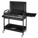 Deals List: Husky 31 in. 1-Drawer Utility Cart HOUC3101B12