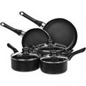 Deals List: AmazonBasics 8-Piece Non-Stick Cookware Set
