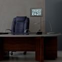 Deals List: La Crosse Technology Projection 4.5 in. x 3 in. Travel Fold-up Alarm Clock