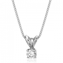 Deals List: 1/3 to 3/4 ct Certified I1-I2 14K Diamond Stud Earrings White Gold