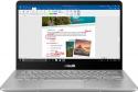 "Deals List: ASUS - 2-in-1 14"" Touch-Screen Laptop - Intel Core i5 - 8GB Memory - 1TB Hard Drive - Sandblasted aluminum silver with chrome hinge, Q405UA-BI5T5"
