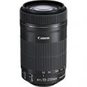 Deals List: Canon EF-S 55-250mm f/4-5.6 IS STM Lens Refurbished (8546B008)