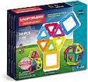 Deals List: Magformers Curve (40 Piece) Set Magnetic Building Blocks, Educational Magnetic Tiles Kit , Magnetic Construction STEM Toy Set
